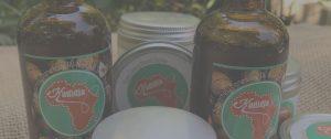 Kadidja - organic product made of shan nuts butter