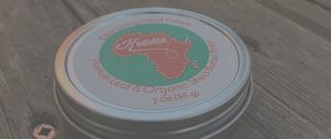 organic product made of shan nuts butter