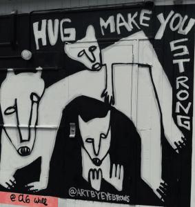 A big virtual hug for you on this #GivingTuesday!